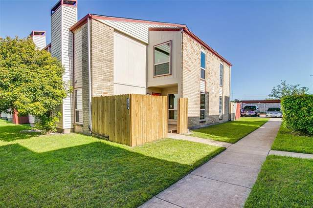 919 S Weatherred Drive #144, Richardson, TX 75080 (MLS #14571937) :: Craig Properties Group