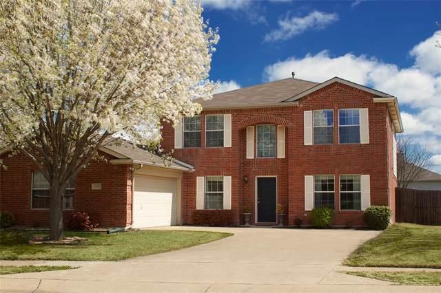 1110 Bainbridge Lane, Forney, TX 75126 (MLS #14571938) :: NewHomePrograms.com
