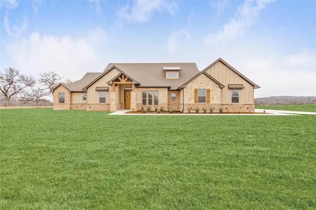 350 County Road 4590, Boyd, TX 76023 (MLS #14571940) :: The Mauelshagen Group