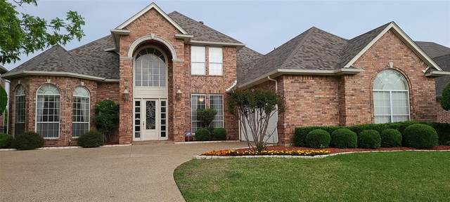 1429 Harbourtown Circle, Mansfield, TX 76063 (MLS #14571949) :: The Krissy Mireles Team