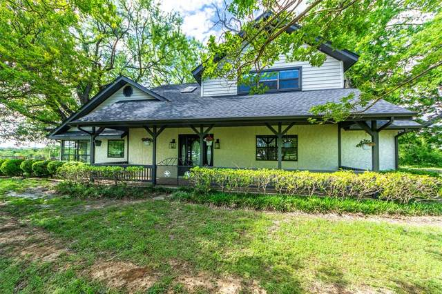 8166 State Highway 56, Sherman, TX 75090 (MLS #14571951) :: The Mitchell Group