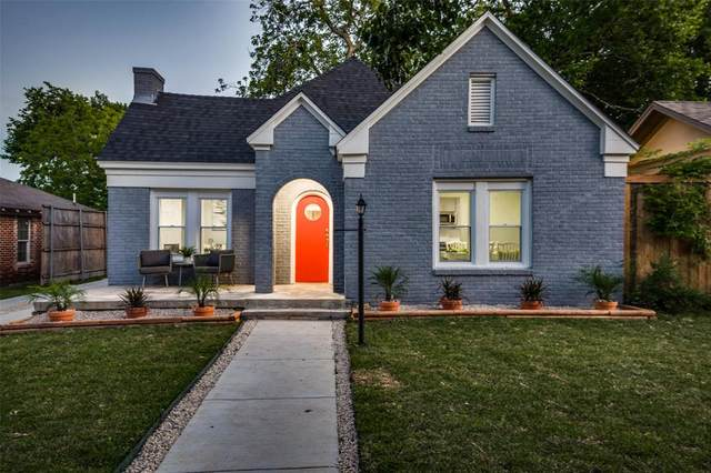 1118 Brunner Avenue, Dallas, TX 75224 (#14571958) :: Homes By Lainie Real Estate Group