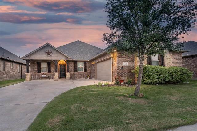 1680 Fraser Drive, Burleson, TX 76028 (MLS #14571968) :: Craig Properties Group