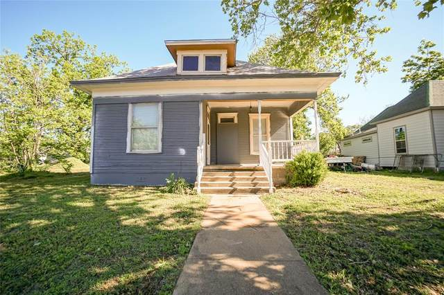 721 W Monterey Street, Denison, TX 75021 (MLS #14571974) :: The Kimberly Davis Group