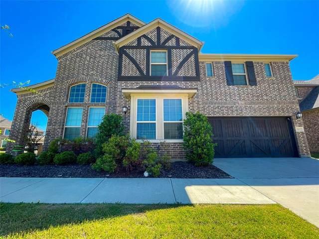 3332 Meridian Drive, Northlake, TX 76226 (MLS #14571996) :: Justin Bassett Realty