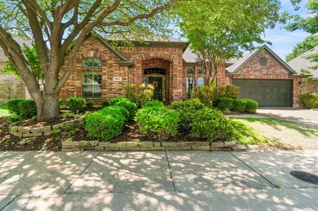 6105 Greywalls Drive, Mckinney, TX 75072 (MLS #14572003) :: Frankie Arthur Real Estate