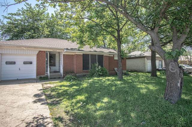 1802 N Jim Miller Road, Dallas, TX 75217 (MLS #14572024) :: All Cities USA Realty
