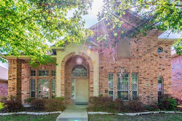 1511 Cedar Brook Court, Allen, TX 75002 (MLS #14572025) :: Frankie Arthur Real Estate