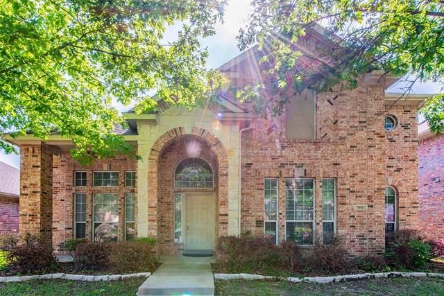1511 Cedar Brook Court, Allen, TX 75002 (MLS #14572025) :: All Cities USA Realty