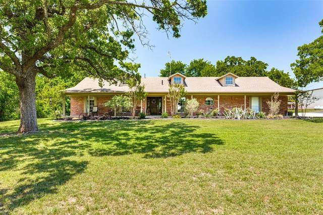 112 Jamar Drive, Weatherford, TX 76088 (MLS #14572026) :: Trinity Premier Properties
