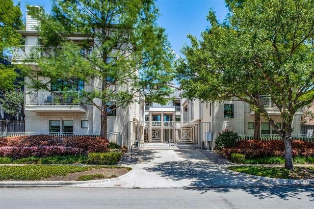 3926 Holland Avenue #102, Dallas, TX 75219 (MLS #14572031) :: All Cities USA Realty