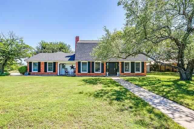 909 W Russell Street, Weatherford, TX 76086 (MLS #14572045) :: Trinity Premier Properties