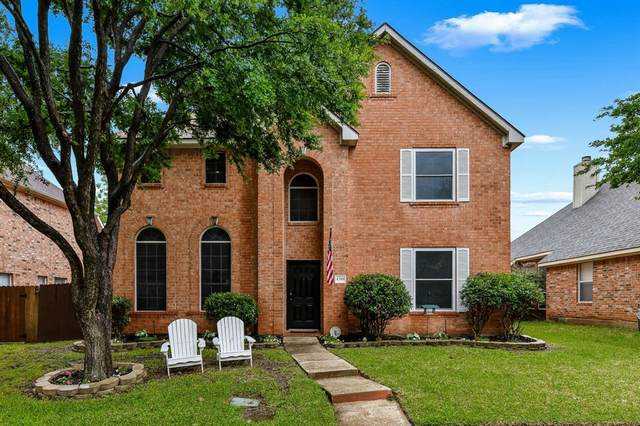 1700 Big Bend Drive, Lewisville, TX 75077 (MLS #14572049) :: DFW Select Realty