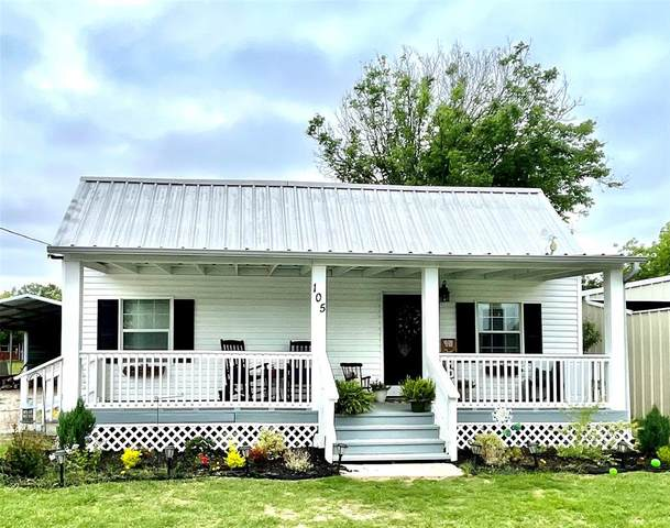 105 Pine Street, Gordon, TX 76453 (MLS #14572080) :: RE/MAX Landmark