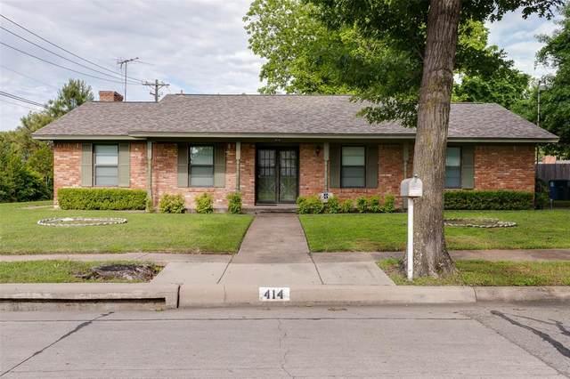 414 Briarwood Drive, Wylie, TX 75098 (MLS #14572088) :: ACR- ANN CARR REALTORS®