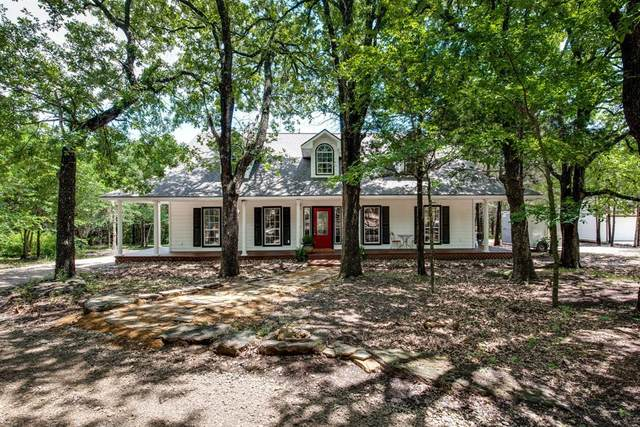 144 Needham Road, Pottsboro, TX 75076 (MLS #14572098) :: Robbins Real Estate Group
