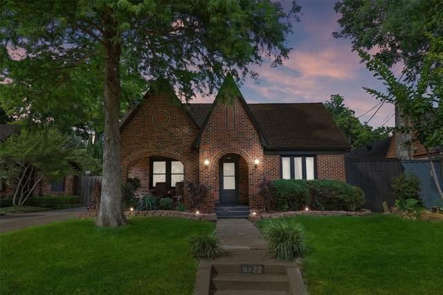 5222 Bradford Drive, Dallas, TX 75235 (MLS #14572111) :: Wood Real Estate Group