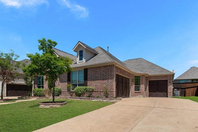950 Park Ridge Drive, Allen, TX 75013 (MLS #14572113) :: Frankie Arthur Real Estate