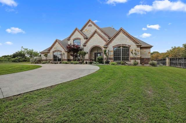 1860 Old Annetta Road, Aledo, TX 76008 (MLS #14572116) :: EXIT Realty Elite
