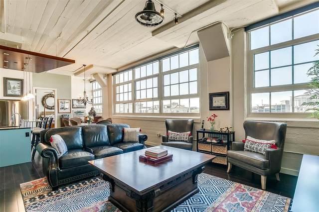 2600 W 7th Street #2438, Fort Worth, TX 76107 (MLS #14572123) :: Trinity Premier Properties