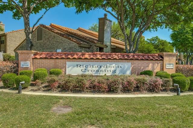 333 Melrose Drive 5C, Richardson, TX 75080 (MLS #14572133) :: Craig Properties Group