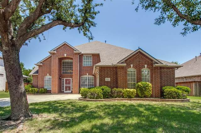1824 Hill Ridge, Flower Mound, TX 75028 (MLS #14572134) :: Team Tiller