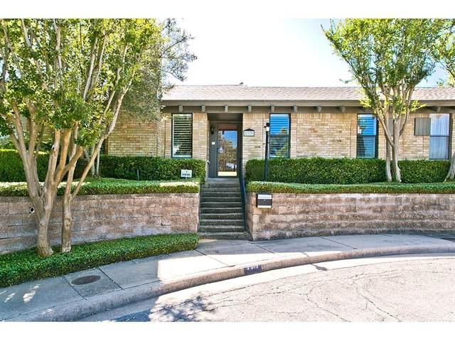8319 Southmeadow Circle, Dallas, TX 75231 (MLS #14572139) :: The Daniel Team
