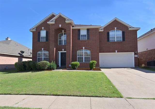 2407 Ranchview Drive, Grand Prairie, TX 75052 (MLS #14572144) :: The Chad Smith Team