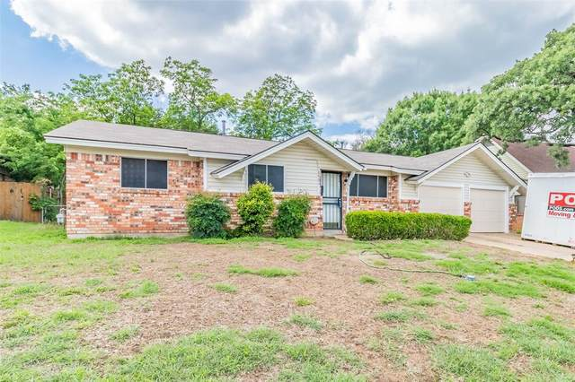 1904 Shelman Trail, Fort Worth, TX 76112 (MLS #14572157) :: Wood Real Estate Group