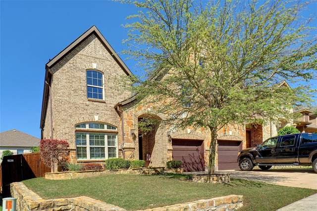 7321 Valencia Grove Court, Fort Worth, TX 76132 (MLS #14572163) :: All Cities USA Realty