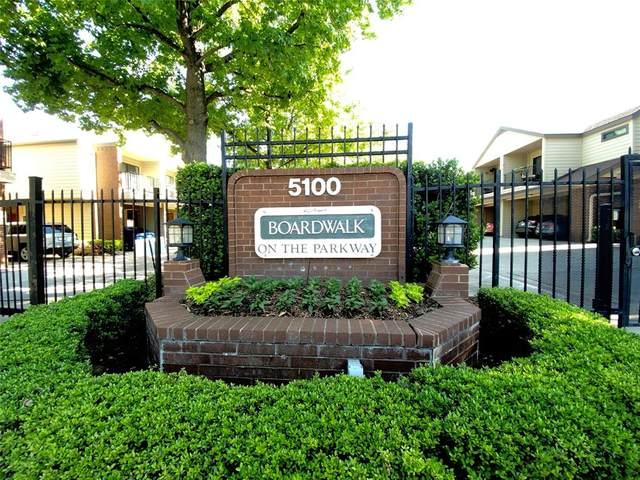 5100 Verde Valley Lane #260, Dallas, TX 75254 (MLS #14572164) :: The Krissy Mireles Team
