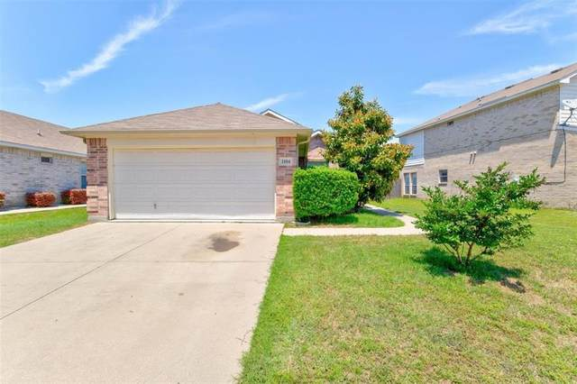 1104 Boxwood Drive, Crowley, TX 76036 (MLS #14572188) :: EXIT Realty Elite