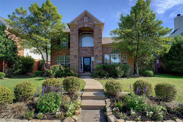 4236 Winding Brook Drive, Plano, TX 75093 (MLS #14572192) :: All Cities USA Realty