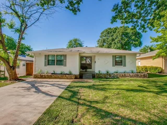 412 Lynn Street, Richardson, TX 75080 (MLS #14572206) :: ACR- ANN CARR REALTORS®