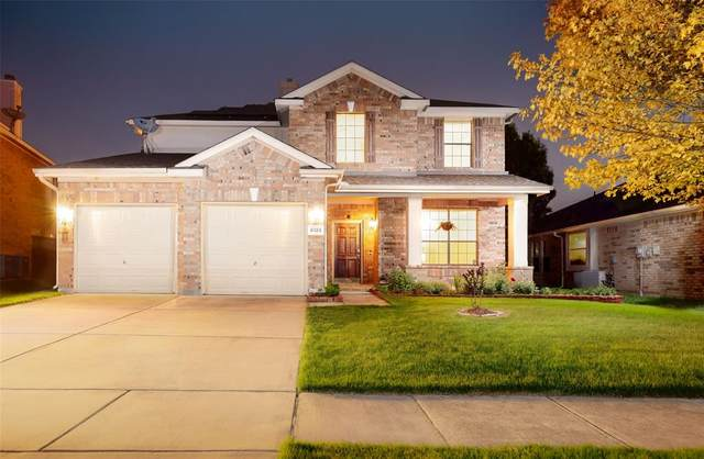 6128 Cherry Glow Lane, North Richland Hills, TX 76180 (MLS #14572211) :: Real Estate By Design