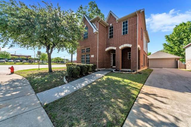 3236 Rustic Meadows Drive, Bedford, TX 76021 (MLS #14572219) :: The Chad Smith Team