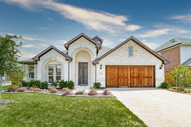 103 Millican Drive, Euless, TX 76040 (MLS #14572221) :: Team Hodnett