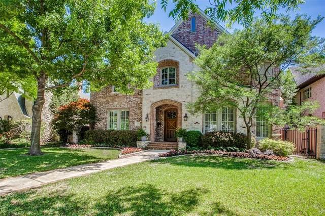 3221 Colgate Avenue, University Park, TX 75225 (MLS #14572230) :: 1st Choice Realty