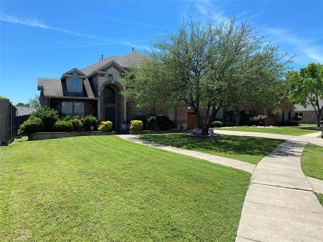 2315 High Point Drive, Sachse, TX 75048 (MLS #14572234) :: Trinity Premier Properties