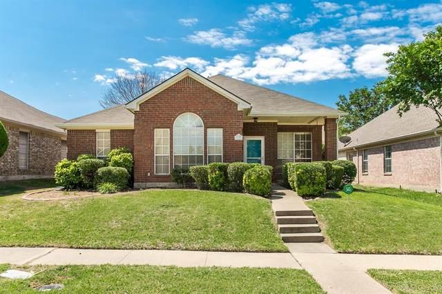 9705 Carmel Valley Drive, Frisco, TX 75035 (MLS #14572245) :: Team Tiller