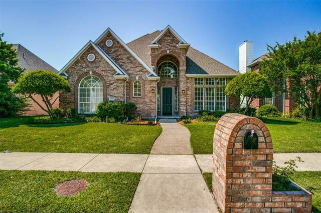 17842 Benchmark Drive N, Dallas, TX 75252 (MLS #14572254) :: Front Real Estate Co.