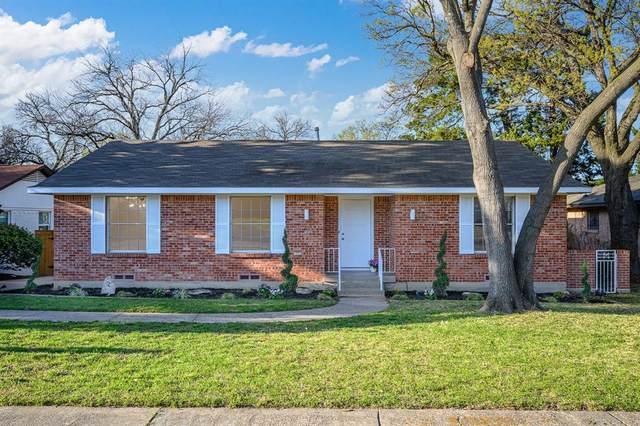 735 Oak Park Drive, Dallas, TX 75232 (MLS #14572268) :: The Krissy Mireles Team