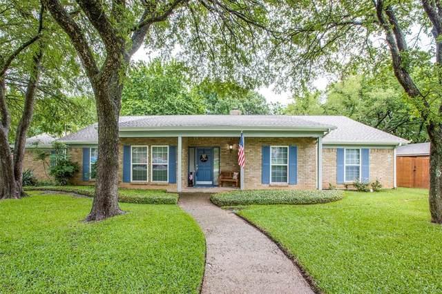 12012 Saddlehorn Lane, Mansfield, TX 76063 (MLS #14572272) :: Robbins Real Estate Group