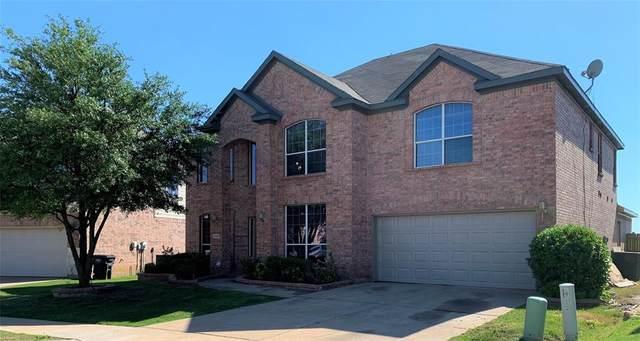 5229 Cedar Brush Drive, Fort Worth, TX 76123 (MLS #14572277) :: Craig Properties Group