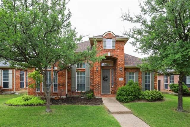 3525 Jefferson Drive, Frisco, TX 75034 (MLS #14572282) :: The Kimberly Davis Group