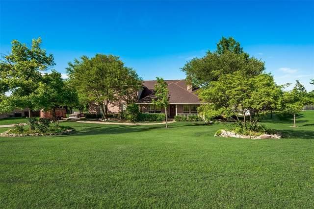 1125 Colina Vista Lane, Crowley, TX 76036 (MLS #14572283) :: Craig Properties Group