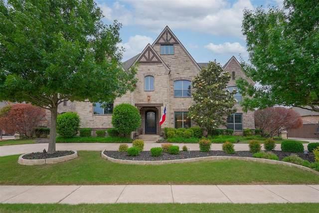 6804 David Lane, Colleyville, TX 76034 (MLS #14572287) :: The Kimberly Davis Group