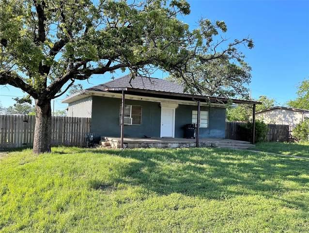 506 W 2nd Street, Cisco, TX 76437 (MLS #14572295) :: RE/MAX Landmark