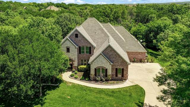 1314 Steeple Chase Lane, Aledo, TX 76008 (MLS #14572296) :: EXIT Realty Elite
