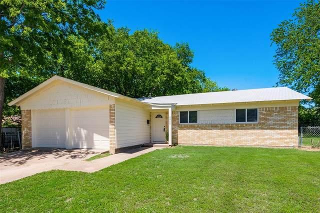 4805 Lamond Court, Haltom City, TX 76117 (MLS #14572298) :: The Kimberly Davis Group